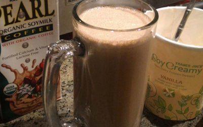 Coco Coffee Mega Bomb – Vegan Frappuccino / Blizzard Ice Cream Treat